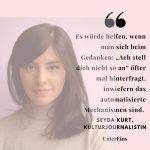 """""""Kein Einzelfall"""": Eine Journalistin wehrt sich gegen Sexismus in Redaktionen"""